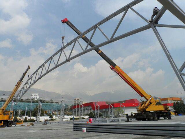 ساخت سوله در تهران